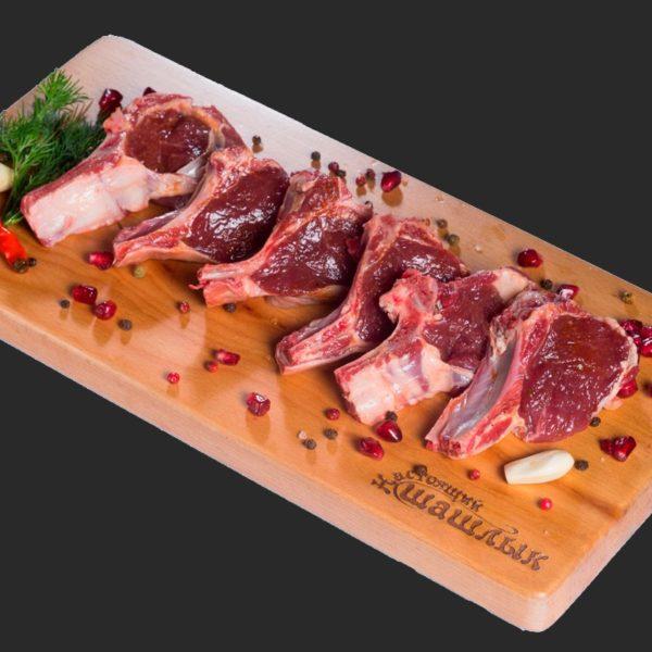 Мариноване м'ясо